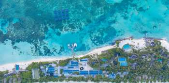 Bild: LUX* South Ari Atoll Resort & Villas